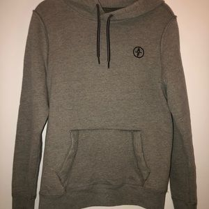 Abercrombie and Fitch Gray Hoodie